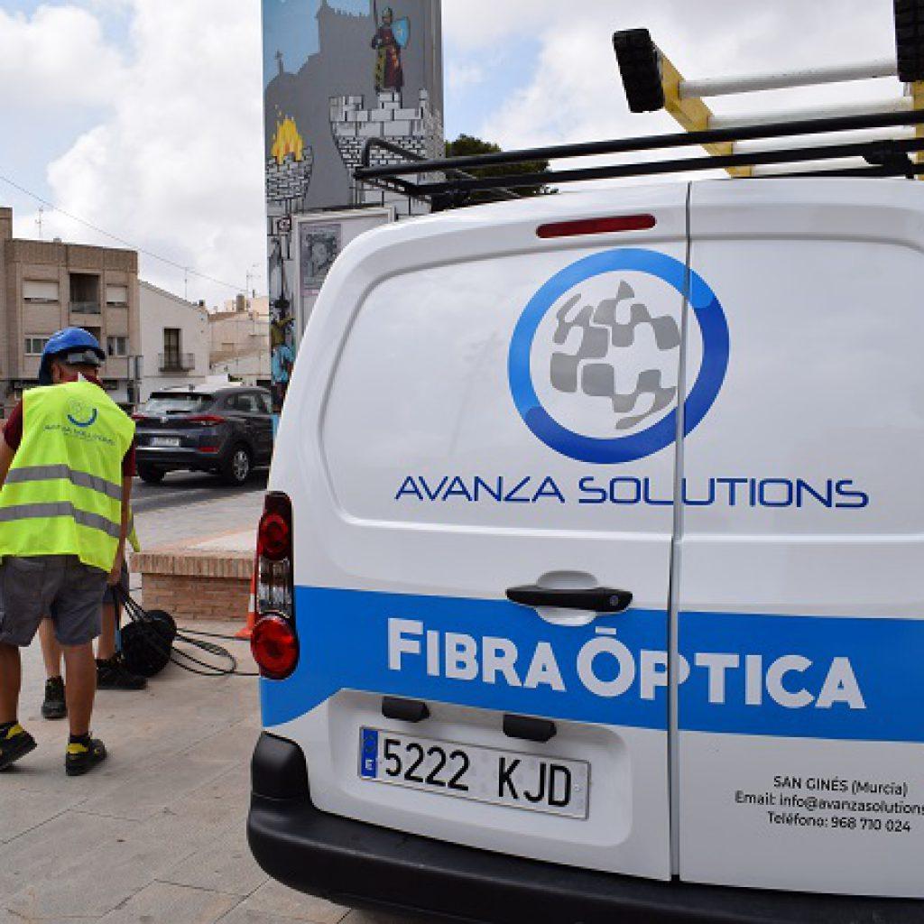 Despliegue de redes de fibra óptica