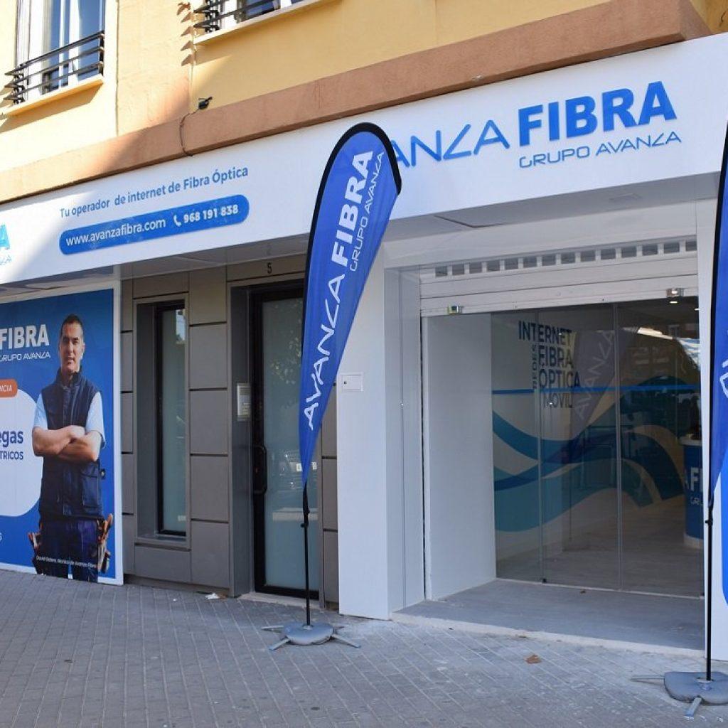 Tienda Avanza Fibra Silla