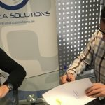 Firma contrato de despliegue de FTTH con Másmóvil