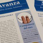 Boletín Informativo Grupo Avanza