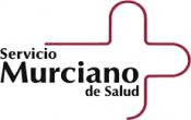 Logotipo servicio murciano de salud