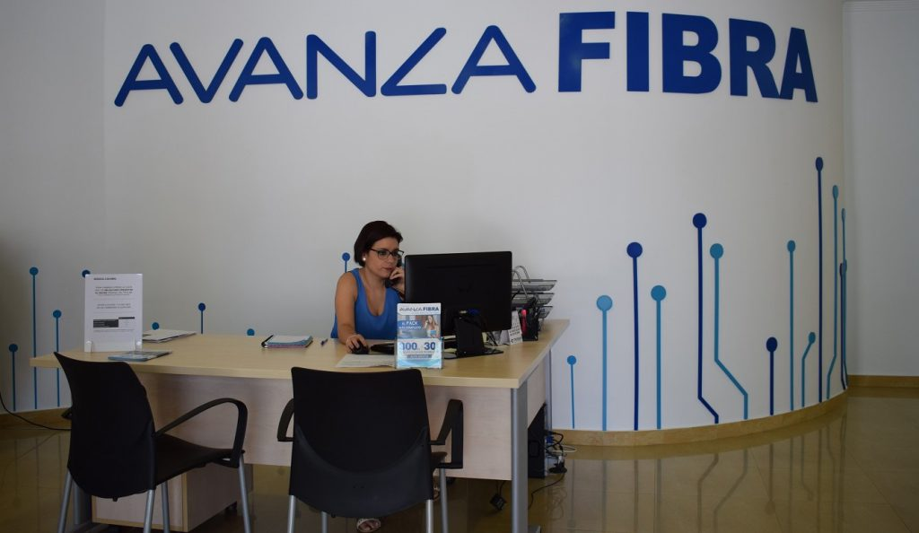 Internet Fibra Óptica en San Javier